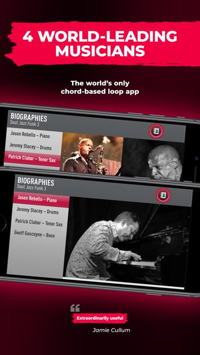 SessionBand Soul Jazz Funk 3 screenshot 2