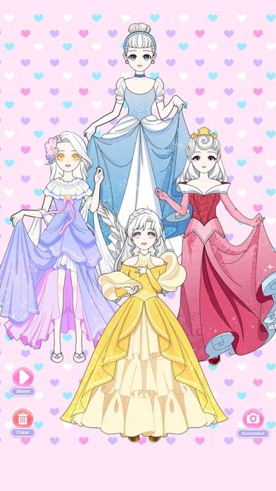 Princess Doll - Dress Up Game screenshot 3