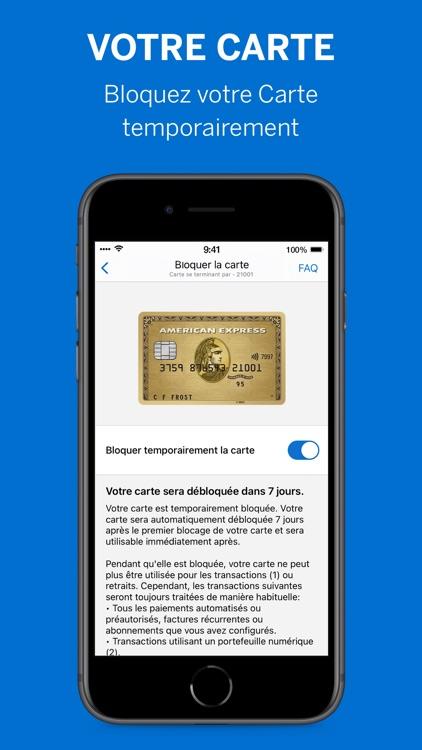 Amex France screenshot-6