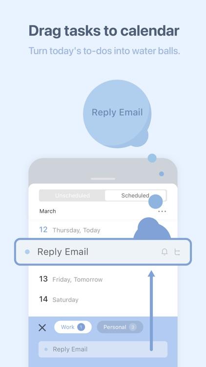 WaterDo: To Do List & Task screenshot-3