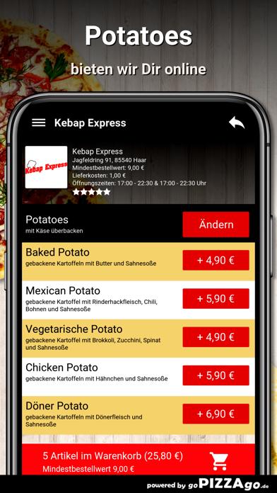 Kebap Express Haar screenshot 5