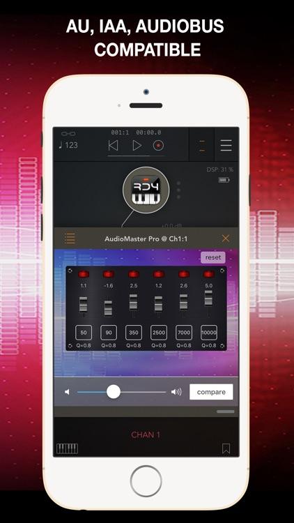 AudioMaster: Audio Mastering screenshot-5