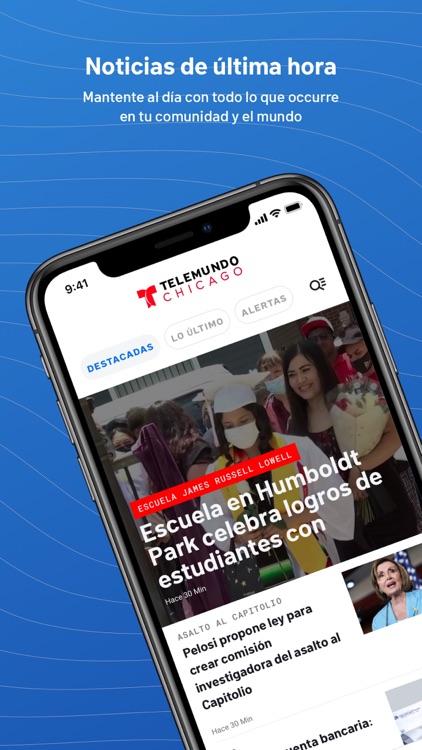 Telemundo Chicago: Noticias
