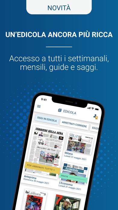 Corriere della Seraのおすすめ画像3