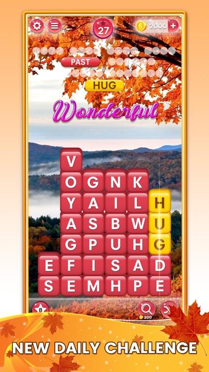 Word Crush - Fun Puzzle Game