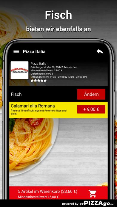 Pizza Italia Reiskirchen screenshot 6