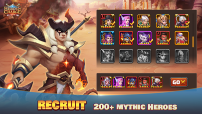 Heroes Charge for windows pc