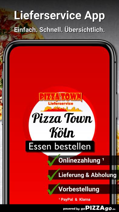 Pizza Town Köln screenshot 1