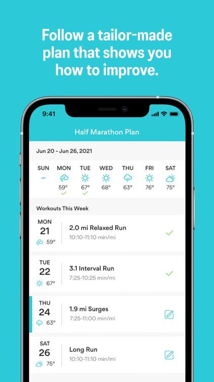 Runkeeper—Distance Run Tracker screenshot-5