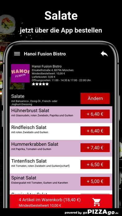 Hanoi Fusion Bistro München screenshot 5