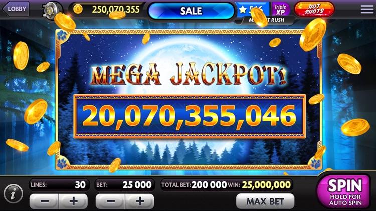 Caesars Slots: Casino & Slots screenshot-4