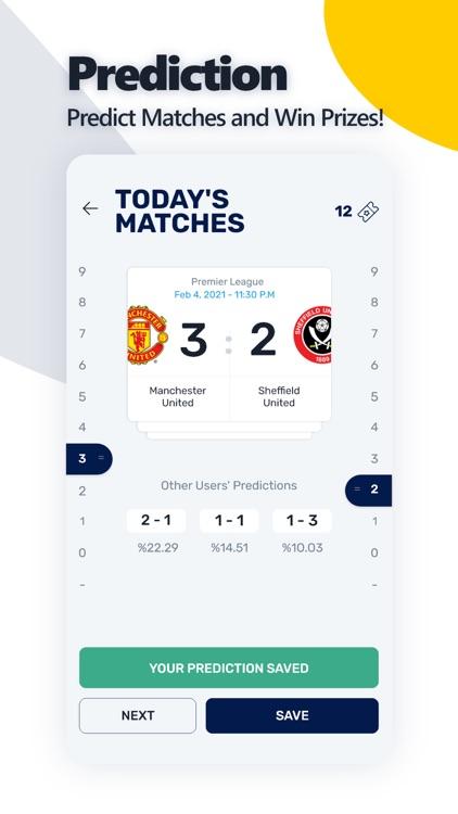 SportMob - Live Scores & News screenshot-3