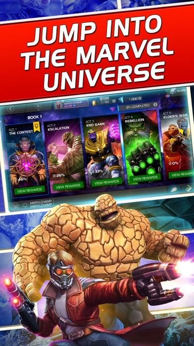 Marvel Contest of Champions free Resources hack