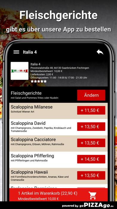 Italia 4 Saarbrücken screenshot 6