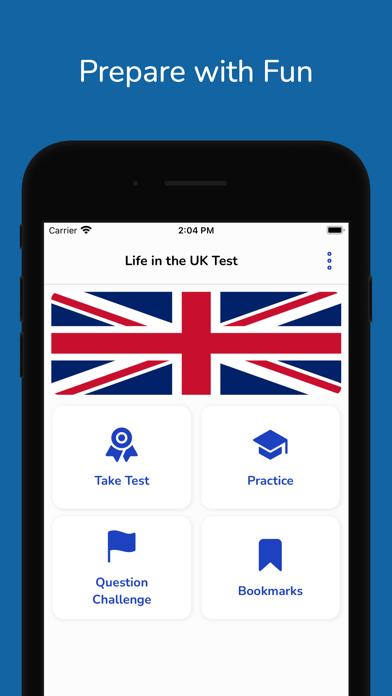 Life in the UK Test PrepareScreenshot of 1