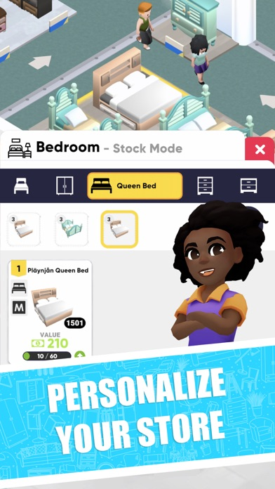 Idle Furniture screenshot 3