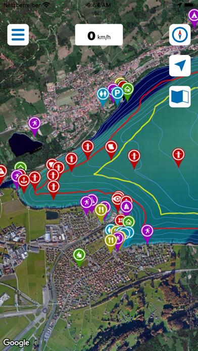 BoatDriver-Guide Swiss screenshot 8