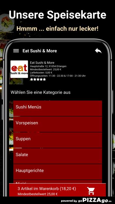 Eat Sushi & More Erlangen screenshot 4