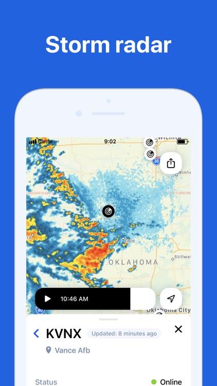 RainViewer: Live Weather Radar screenshot-7