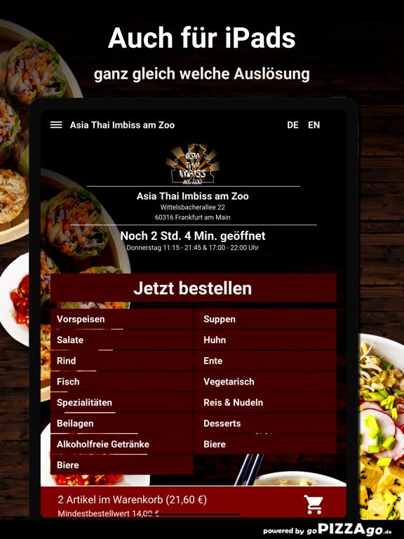Asia Thai Imbiss Frankfurt am screenshot 7