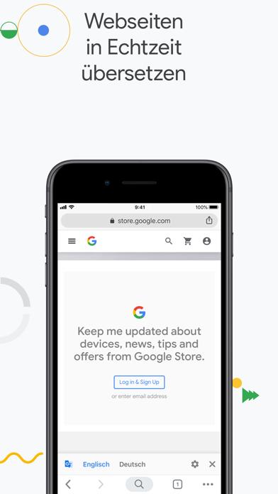 Google ChromeScreenshot von 10