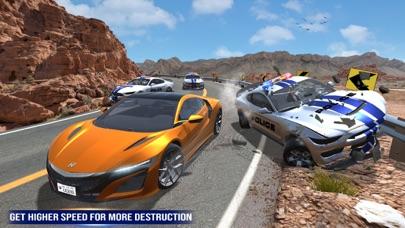 Police Car Chase: Speed Crash紹介画像2