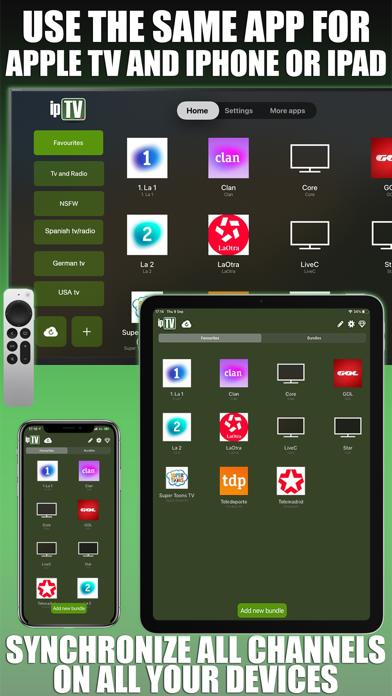 ipTV Pro Player Tv screenshot 3