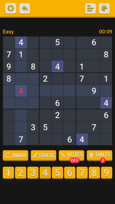 Super Sudoku 2021 screenshot 2