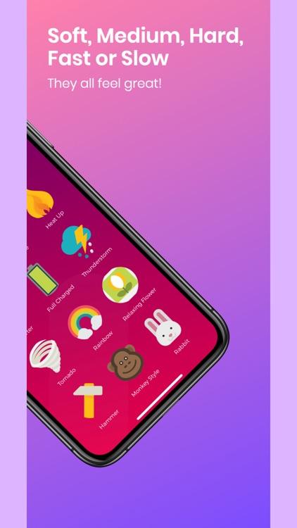 Vibrator + Relax Massager App screenshot-6