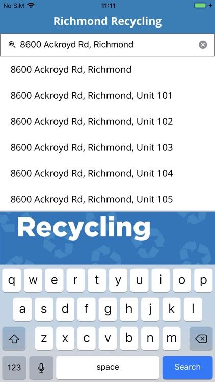 Richmond Recycling