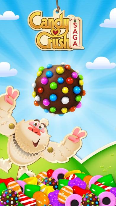 Candy Crush Saga screenshot one