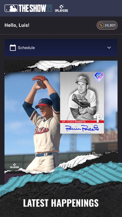 MLB The Show 21 Companion App