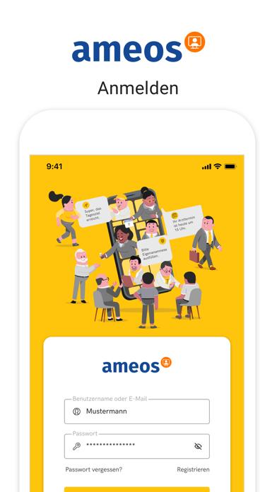 AMEOS Direkt VideosprechstundeScreenshot von 1