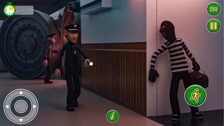 Thief Robbery Sneak Games