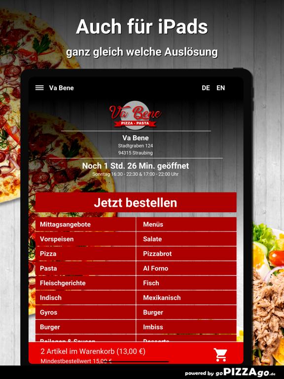 Va-Bene Straubing screenshot 7