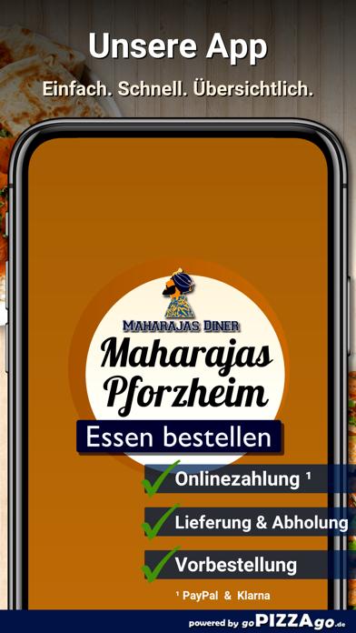 Maharajas Diner Pforzheim screenshot 1