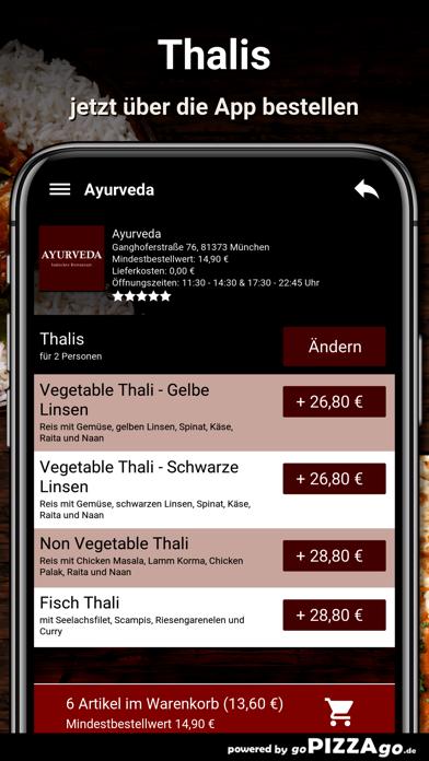 Ayurveda München screenshot 5