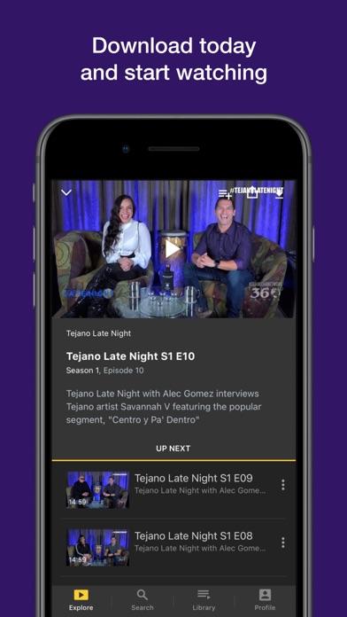Tejano360+ screenshot 4