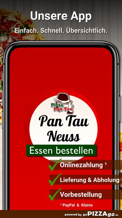 Pizza Pan Tau Neuss screenshot 1