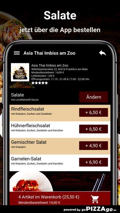Asia Thai Imbiss Frankfurt am screenshot 5