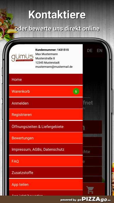 Gümüs Kebap Bad Kreuznach screenshot 3
