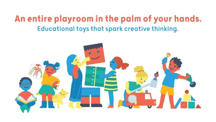Pok Pok Playroom