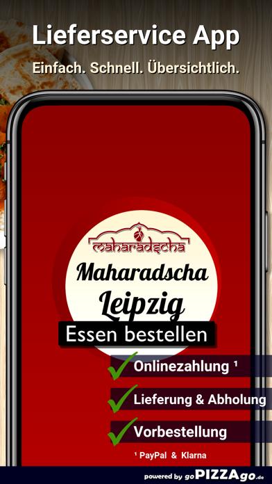 Maharadscha Leipzig screenshot 1