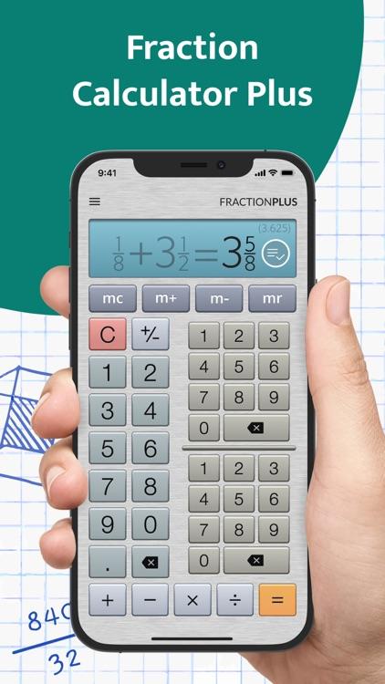 Fraction Calculator Plus - PRO