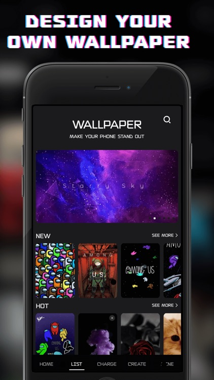 Live Wallpaper Maker 4K: LIFE screenshot-5