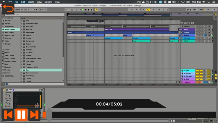 Mixing FX Course for Live screenshot-3