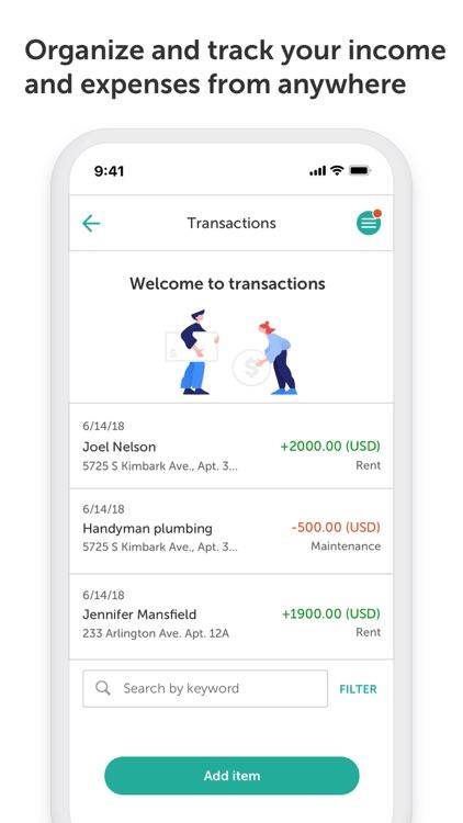 NestEgg: DIY Rental Management screenshot-5