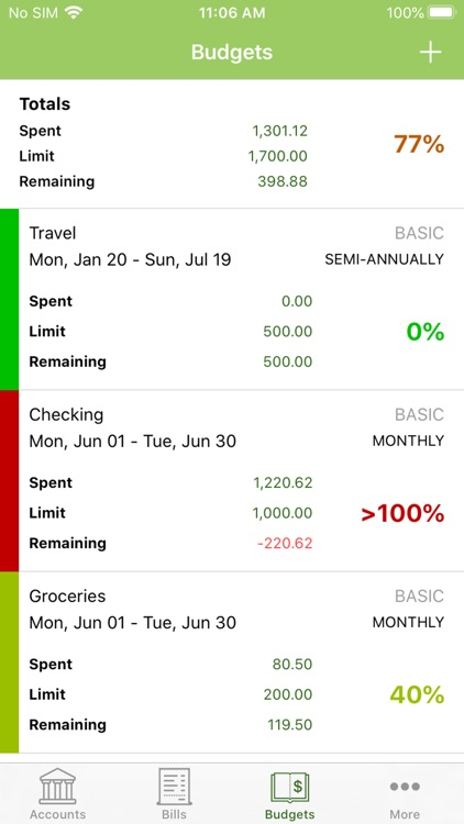 ClearCheckbook screenshot-4