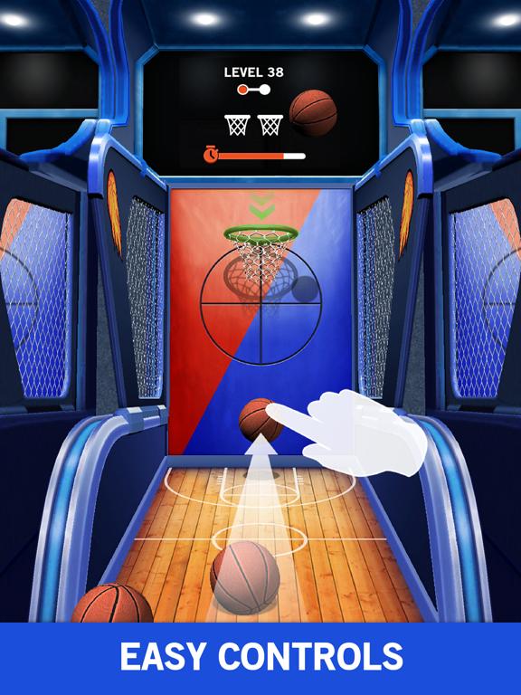 Basketball Roll screenshot 6