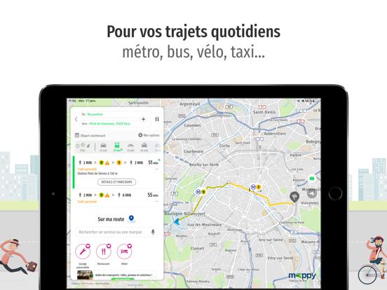 Mappy – Plan, Itinéraire, GPS